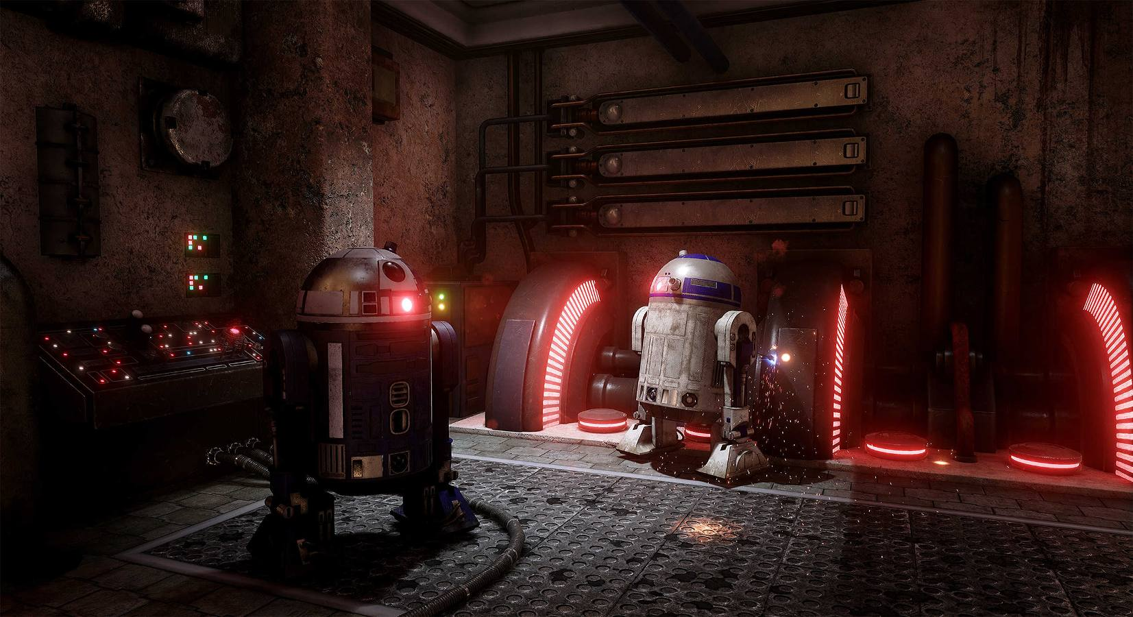 This fan project lets you roam Mos Eisley in Unreal 4! – The Star